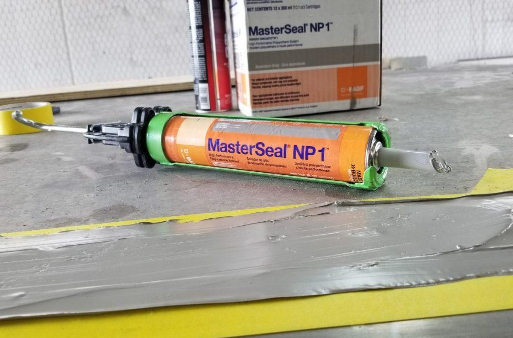 Enclosed Trailer Roof Sealant