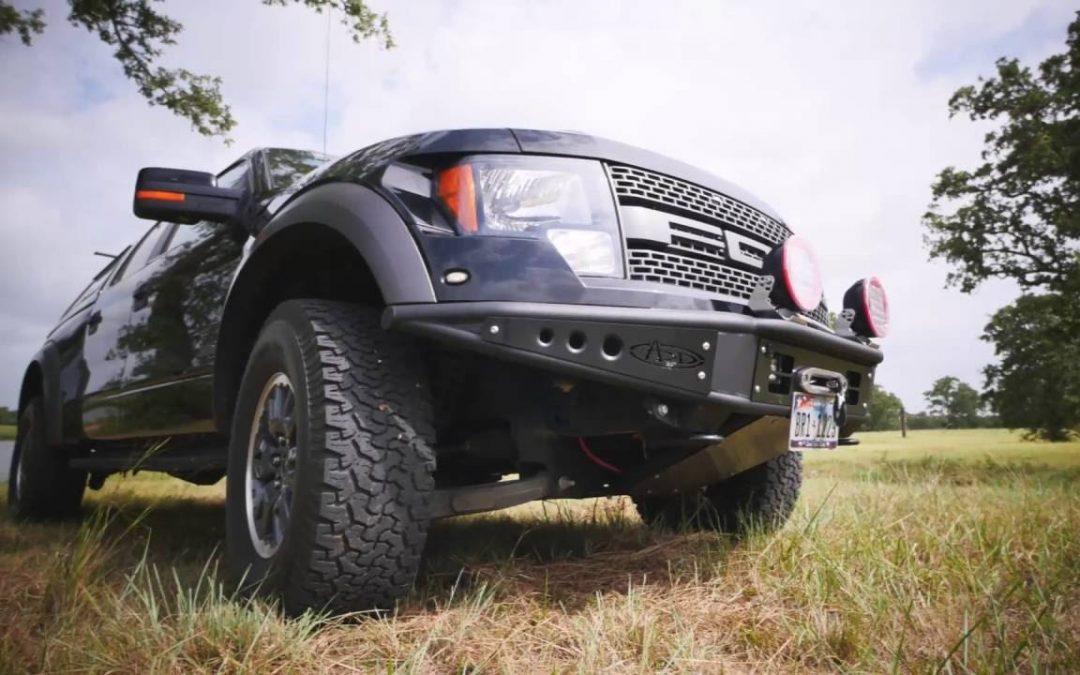 Bill Hillmann's Ford Raptor Modifications